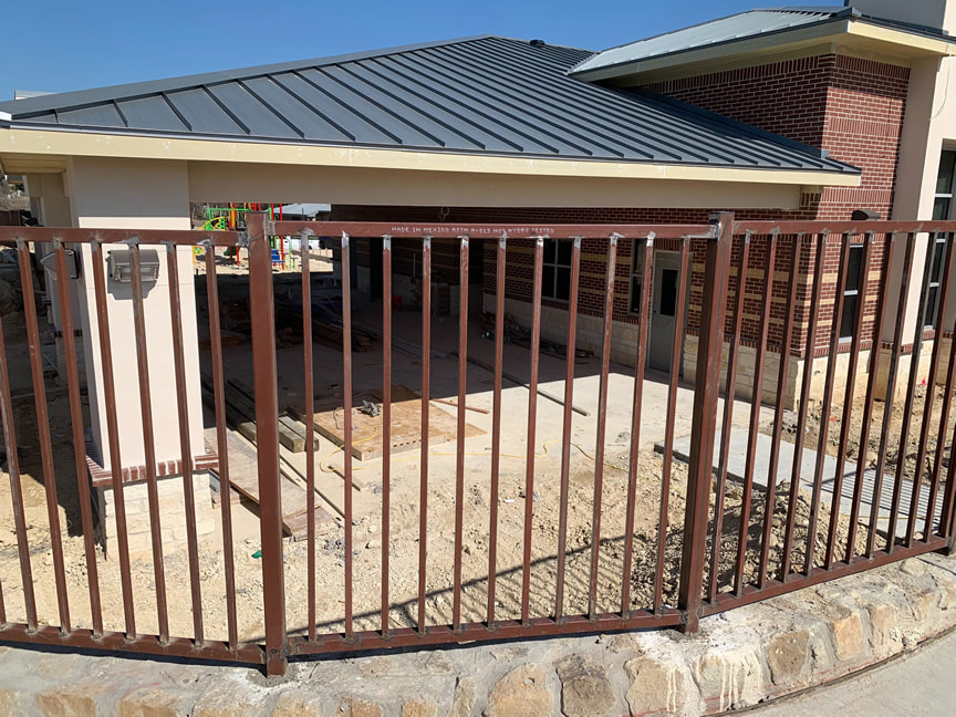 Commercial Fence Builder Wylie